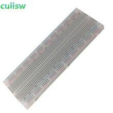 10 pièces nouveau MB 102 MB102 planche à pain 830 points sans soudure PCB Test de planche à pain développer bricolage