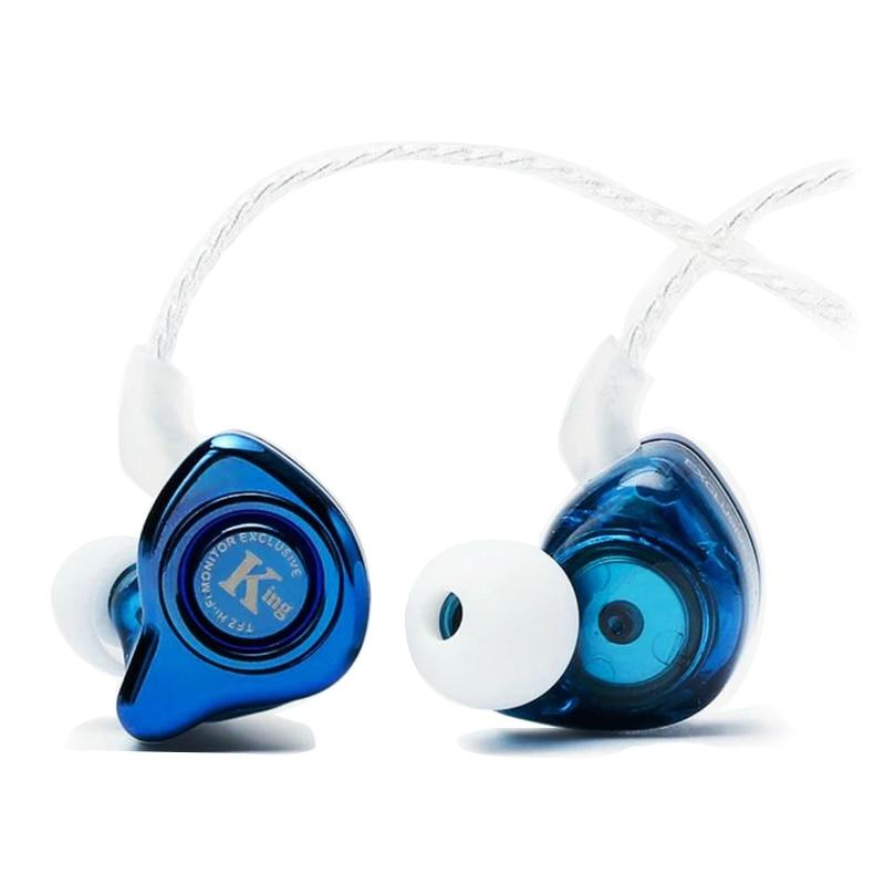 TFZ EXCLUSIVE KING HIFI Monitor In Ear Earphone Customized Dynamic Earphone