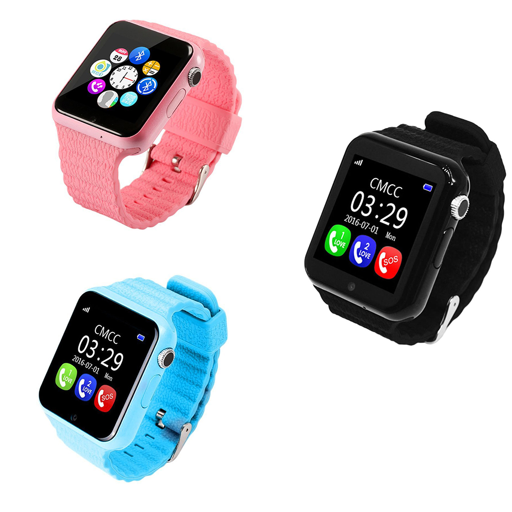 GPS Smart Watch V7K kid waterproof Smart baby watch with camera SOS Call Location Device Tracker Anti-Lost Monitor PK Q90 s668a child watch sos lbs gps wifi positioning tracker kid safe anti lost monitor smart gps watch pk q90 v7k baby watch