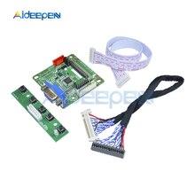 """5V MT561 B uniwersalny ekran monitora LCD LVDS płyta kontrolera sterownika 10 """" 42"""" Laptop części DIY Kit moduł rozszerzający"""