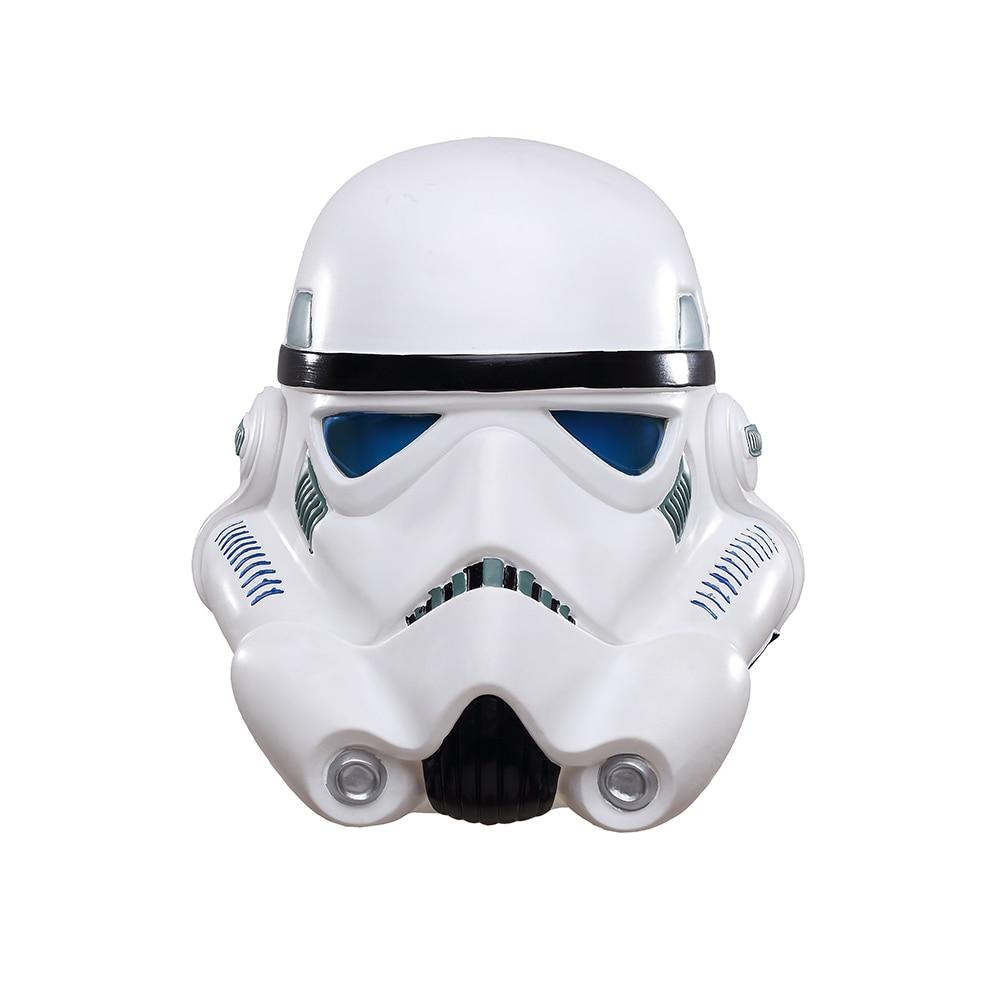 Star Wars White Soldier Cosplay Helmet The Force Awakens Stormtrooper Helmet Mask PVC Star Wars Helmet Halloween Party Mask