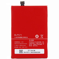 3.8v batteries Rechargeable li ion Li polymer Built in lithium polymer battery for OnePlus A2001 1+1/2 A0001 A1001 BLP571 BLP597