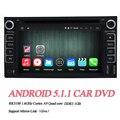 "5.1.1 2din Android Dvd-плеер Автомобиля Для KIA sportage cerato Quad-Core 6.2 ""800*480 Сенсорный Экран GPS Навигация Стерео Радио"