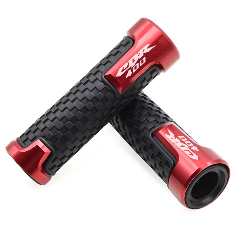 Untuk Honda CBR400 NC23/NC29 1986-1994 1987 1987 1988 1989 1990 1991 1992 1993 Grip Stang Motor handle Bar Grip
