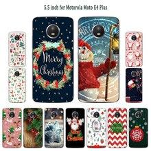 Soft Silicone Phone Cover Case For Motorola Moto E4 Plus XT1770 XT1773