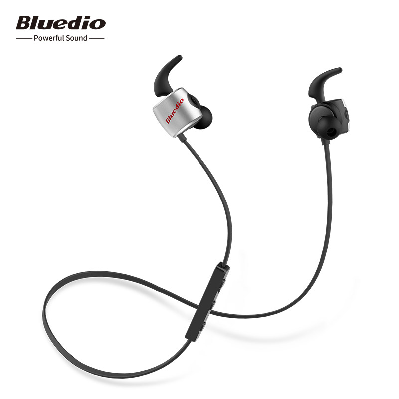 Bluedio TE (Turbine) Auriculares Deportivos Bluetooth 4.1  In-Ear para gym