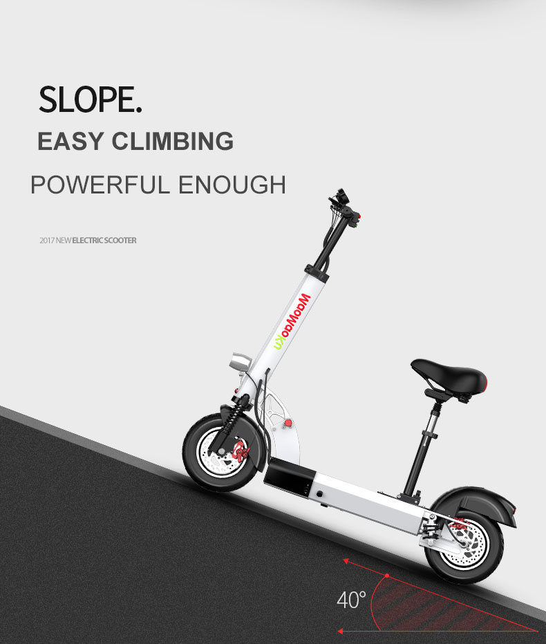 HTB1rcSVkYsTMeJjy1zcq6xAgXXap - 10inch electric scooter 48V lithium battery electric bicycle 500w high speed 100km range sctooer  max speed 45-50km/h
