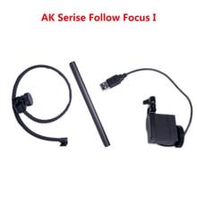 Feiyutech engranaje de anillo de enfoque de seguimiento, AK Serise, cámara DSLR AK2000 AK4000, cardán de mano, Estabilizador de cámara, accesorios