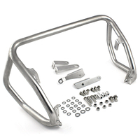 Motorcycle Lower Steel Highway Freeway Crash Bar Bars Engine Guard Frame Protector Bumper For BMW F800GS