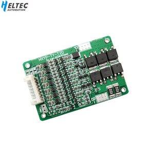 Image 2 - Placa de protección de batería de litio, Placa de protección BMS 3S 4S 6S 7S 20A 12,6 V, placa de protección de batería de litio 16,8 V 21V balanceada 25,2 V 29.4V18650
