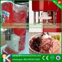 spaghetti gelato maker