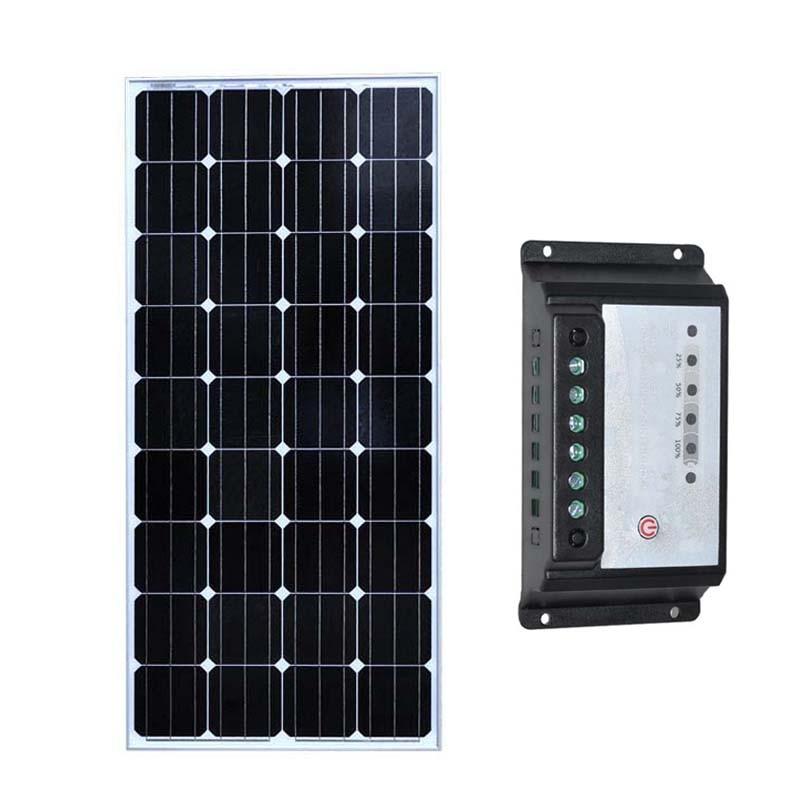 Zonnepaneel 12 Volt 150 Watt Cargador Solar Battery Solar