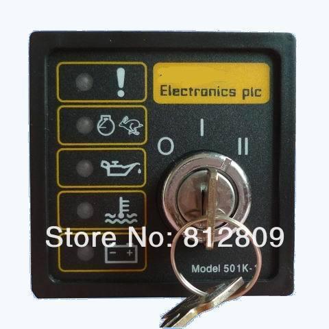 GENERATOR CONTROLLER ELECTRONICS MODUL DSE501K Free Shipping