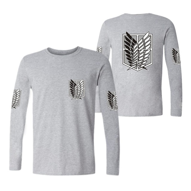 Attack on Titan Long Sleeve