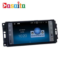 Dasaita 7 Android 7 1 Car GPS Player Navi For Jeep Chrysler Dodge With 2G 16G