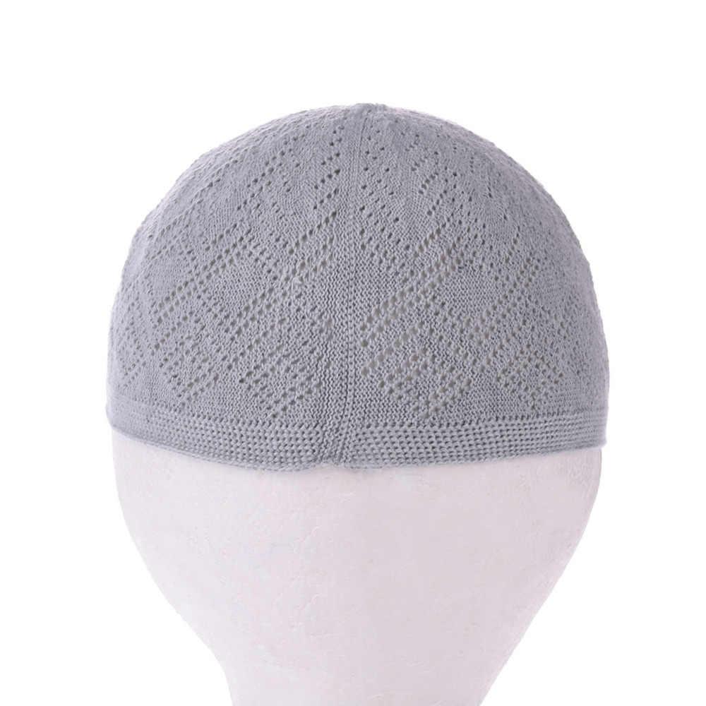 cad5c6dc42ba ... Gorro Beanie Turkish Muslim Islamic Kufi Hat Taqiya Takke Peci Skull  Cap Prayer Hat ...