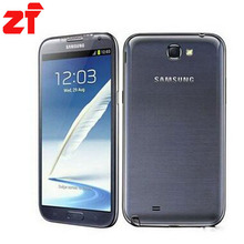 """Samsung Galaxy Note 2 N7100 Original Unlocked Android mobile phone Quad core GPS 16GB WIFI 8MP 5.5"""" GSM 3G"""