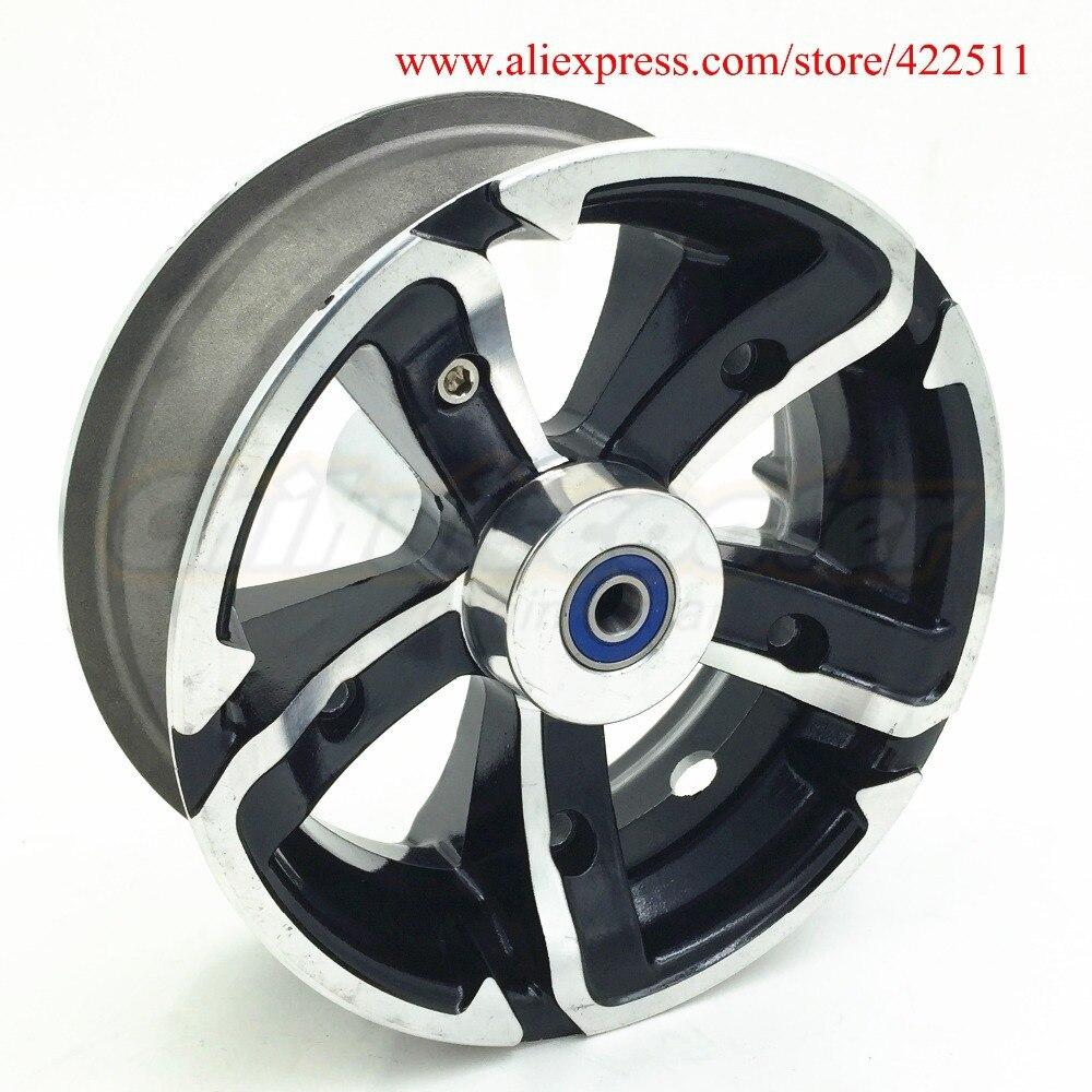 Prix pour New Aluminium 12 polegada avant Rim roue / Scooter de haute qualité en Aluminium avant de moyeu de roue pour 12 polegada Tire ( Scooter roues jante / Hubs )