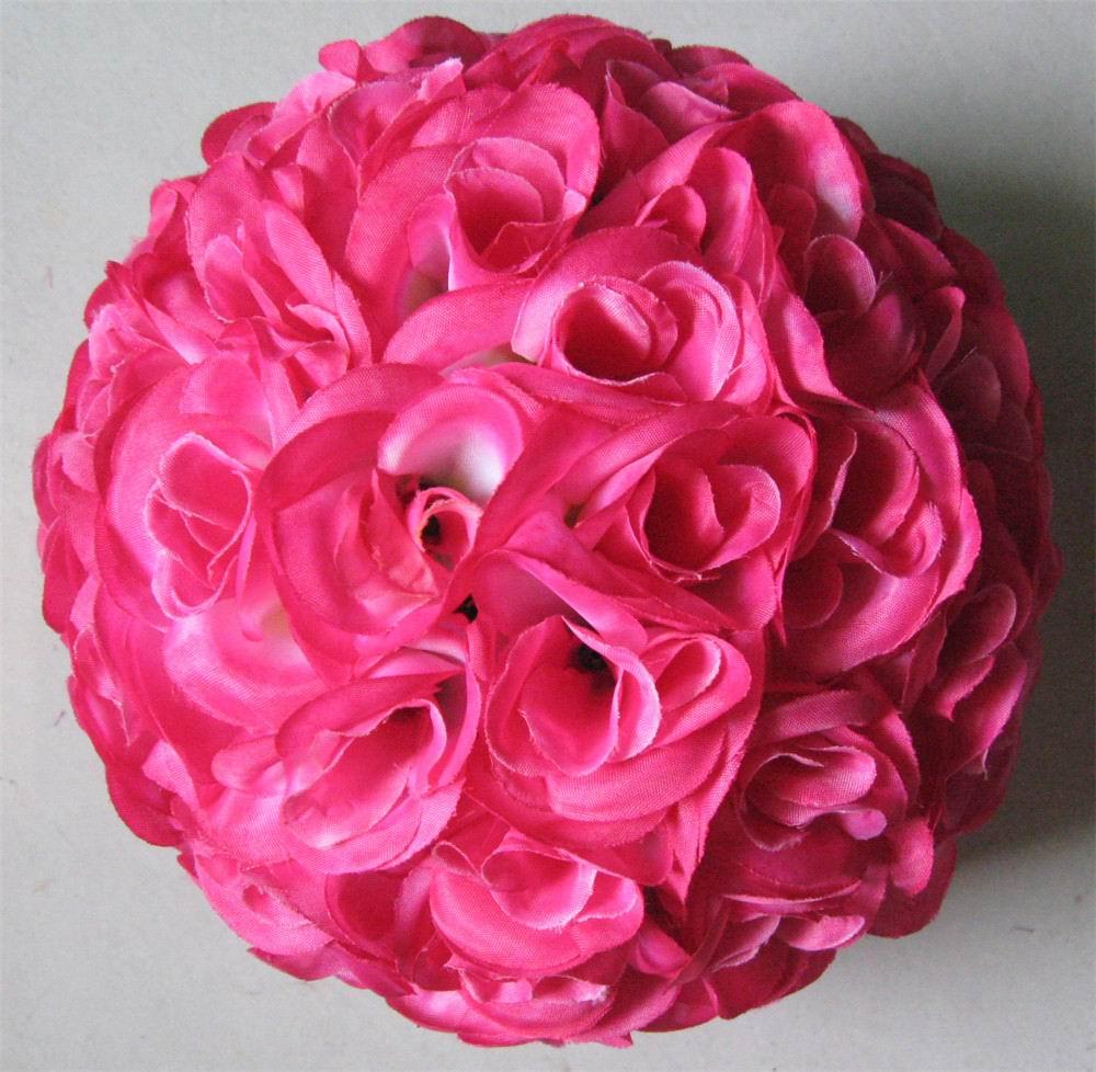 Spr Free Shipping 15pcslot Plastic Inner Wedding Flower Ball