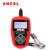 Nueva Ancel BA101 Analizador de Probador de La Batería Del Coche 12 V Digital 2000CCA 220AH Herramienta de Prueba de Carga Del Alternador 12 Voltios AGM Japonés corea