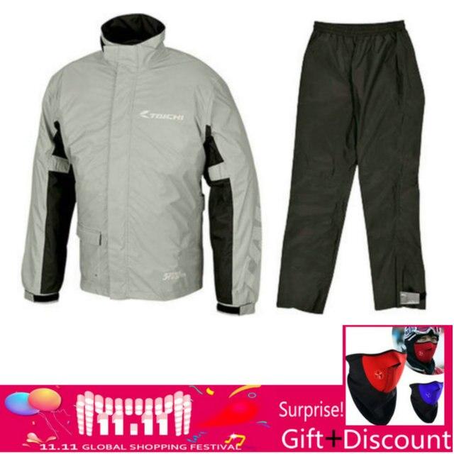 fc4f0e2df0da Free shipping RSR038 motorcycle raincoat raincoat outdoor sports + pants  riding clothes raincoat
