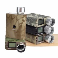 Hunting Shooting Tester Camouflage Hunting Airsoft BB Shooting Chronograph Speed Tester Hunting Accessories