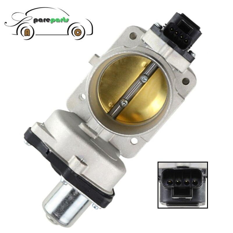 LETSBUY 9W7E9F991BA Throttle Body 65MM Boresize Assembly For FORD E150 F150 Explorer Mercury 6R3E9F991AA 3L5U9F991AE 9W7Z9E926A|Throttle Body| |  - title=