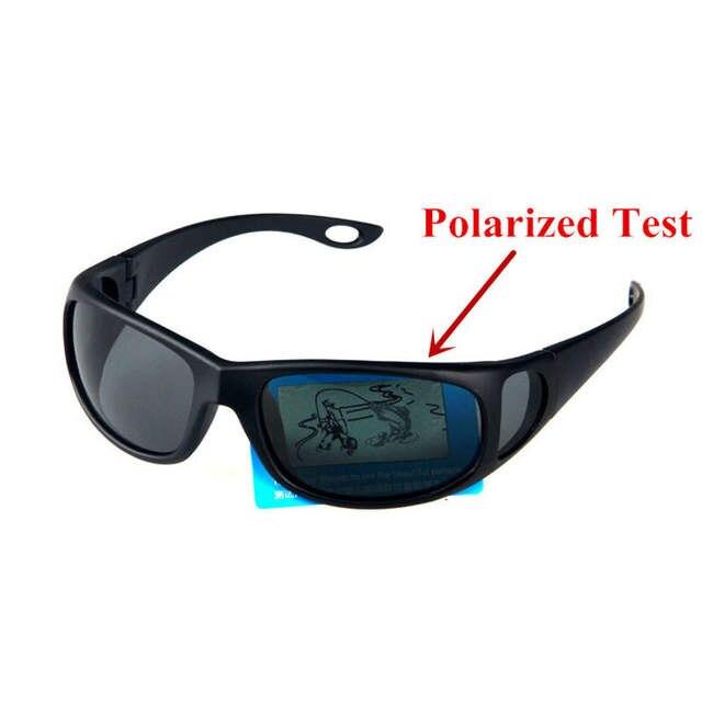 1626a2e16d placeholder OUTSUN Plus Case Fashion Flexible Sunglasses Men Polarized  UVLens Bra400 Lens Brand Designer Polaroid Fish Glasses