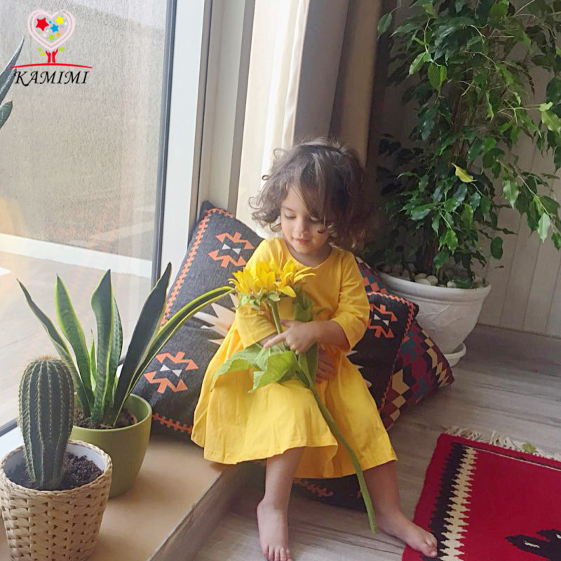 KAMIMI-2017-new-girls-spring-dress-party-tutu-dress-children-clothing-princess-dress-kids-toddler-girl-clothing-solid-color-2