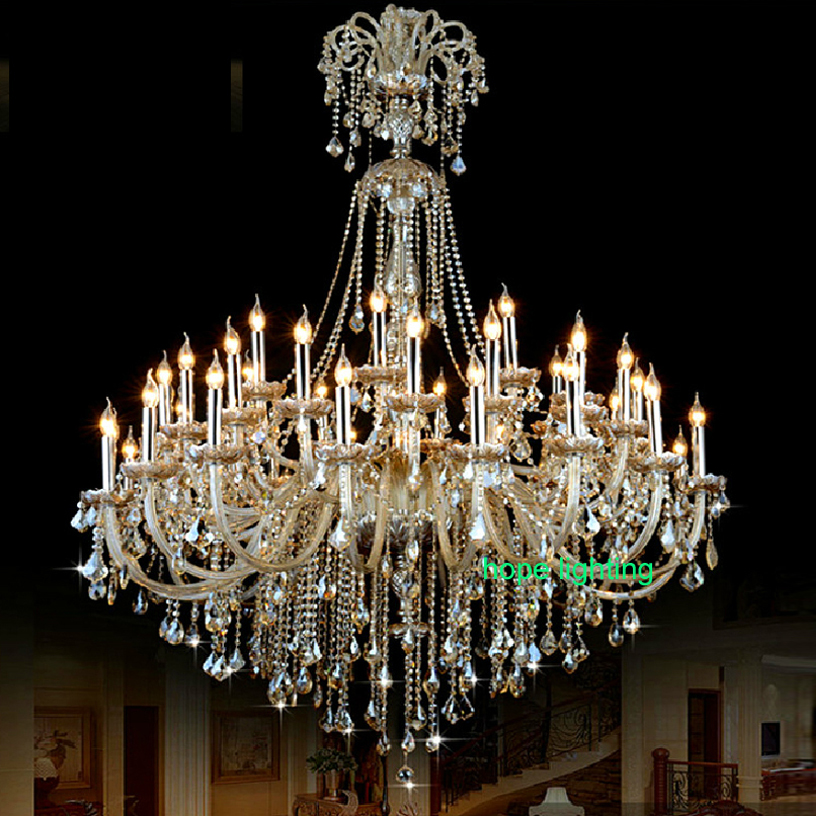 Popular large modern chandeliers buy cheap large modern for Large modern chandelier lighting