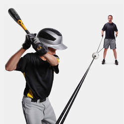 480 г бейсбол Твердые гвоздики Swing Dynamics бейсбол и софтбол тренер для малыша взрослых Спорт Training программа инструмент бесплатная доставка