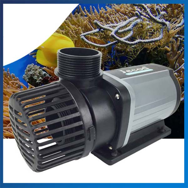 Frequency Conversion DSC-2000 Small Cylinder Mini Submersible Water Pump Marine Aquarium Pump Power HomeUse