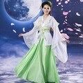 Vestidos de las mujeres hanfu hanfu traje chino hanfu ropa antigua china dress para las mujeres niñas ropa del tamaño xxs-4xl