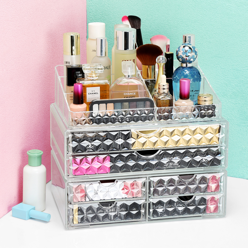Large Nail Varnish Storage Case - Absolute cycle