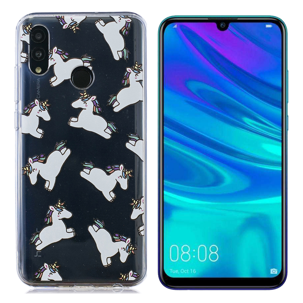 Soft Case For Huawei P Smart 2019 Case Soft Silicone TPU Transparent Phone Back Cover For Capa Huawei P Smart 2018 PSmart 2019  (16)