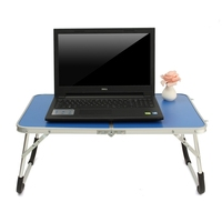 Portable Adjustable Folding Lpatop Stand Holder Laptop Desk Bed Sofa Tray Notebook Computer Desk Camping Table