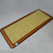 Health Care Heating Germanium Stone Mattress Jade Mattress Tourmaline Mat Electric Heating Korea Jade Mattress Free Shipping