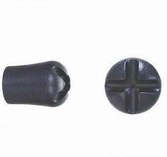 Fishing Rod Building GRC Gimbal Rubber Cap Butt(China (Mainland))