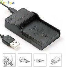 Cargador de batería con puerto USB para cámara Digital, para nikon, EN EL3, EN EL9, EN EL10, EN EL12, EN EL14, EN EL15