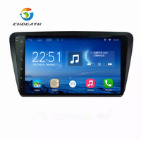 ChoGath TM 10 2 Inch Android 6 0 GPS Navigation For 2012 2015 Skoda OCTAVIA With
