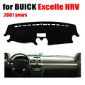 Car dashboard covers mat for BUICK Excelle HRV 2007 years Left hand drive dashmat pad dash cover auto dashboard accessories