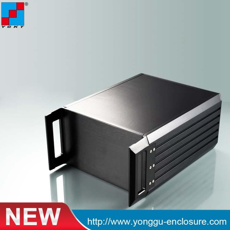 цена на 337*133.5-300mm (wxhxd) 3u aluminum rackmopunt chassis electrical metal junction box