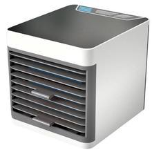 Мини-кондиционер охлаждающий вентилятор воздушный охладитель вентилятор увлажнитель воздуха очиститель кондиционер для домашнего офиса устройство для приготовления на пару здоровое