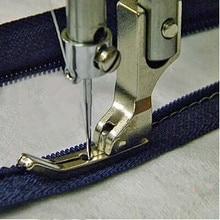 Промышленная швейная машина прижимная лапка flatcar 0,3 лапка на молнии# P363 зубочистка тонкая стальная лапка AA7182-2