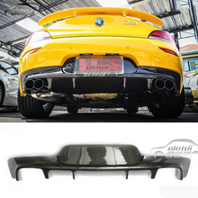 ФОТО 	top quality carbon fiber rear bumper lip for b&w e89 z4 m-tech bumper car rear diffuser auto rear spoiler lip