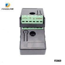 جهاز استقبال عن بعد لباب المرآب ، جهاز فتح باب المرآب 12 فولت/24 فولت ، 2 قنوات ، 433 ميجا هرتز ، تخزين مع جهاز تحكم عن بعد 999 قطعة