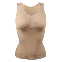 Cami Tank With Built-In Bra