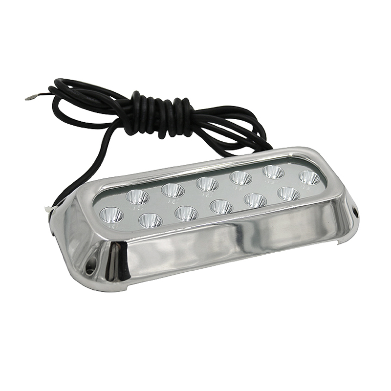 Led Lamps Dc12-28v 36w 316 Ss Ip68 Waterproof Led Marine Light Boat Underwater Light For Yacht Docks Ponds Tp-ud-220-36w Comfortable And Easy To Wear