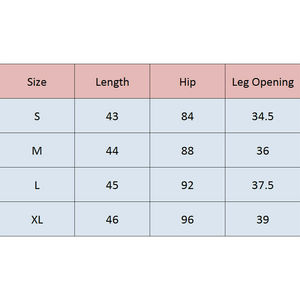 Image 5 - Sexy Women Sports Jogger Shorts Cycling Stretchy High Waist Athletic Workout Fitness Shorts Women Breathable Shorts