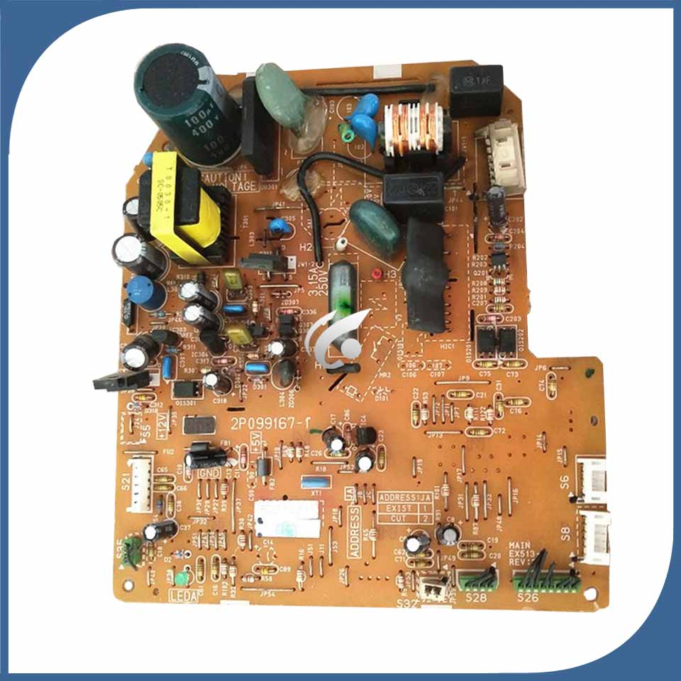 90% new used for air conditioning computer board 2P099167-1 FTXD50CMV2C PC board